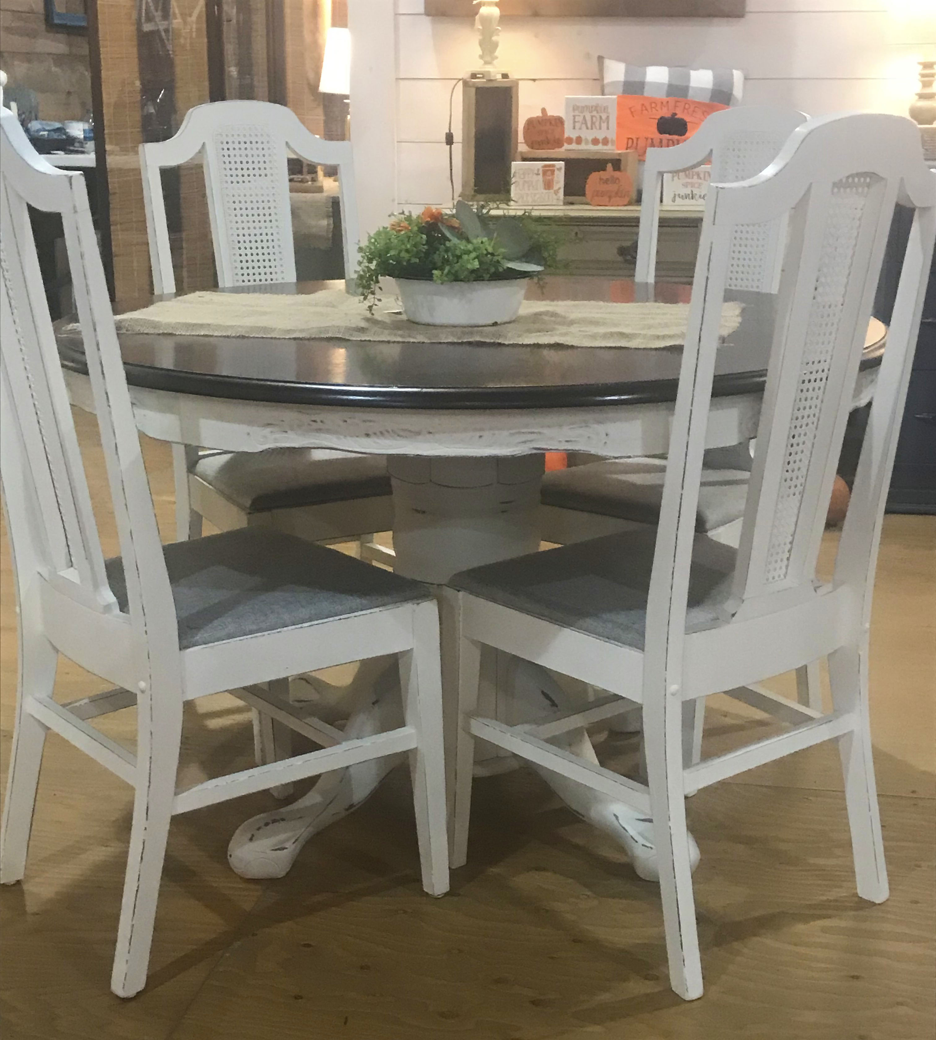 Reborn Home Furnishings | Items For Sale Within 2017 Falmer 3 Piece Solid Wood Dining Sets (Image 18 of 20)