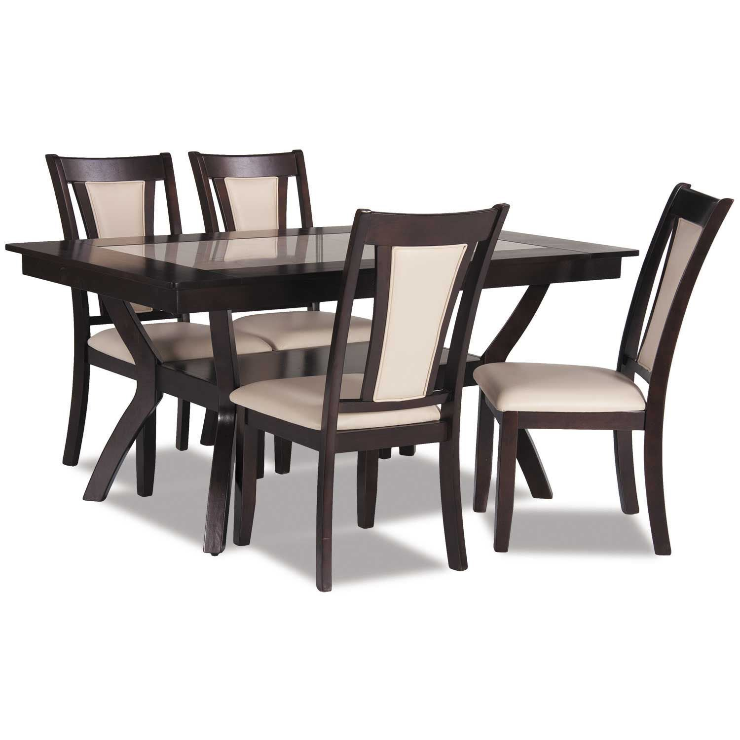 Reno 5 Piece Dining Set With Recent 5 Piece Dining Sets (View 20 of 20)