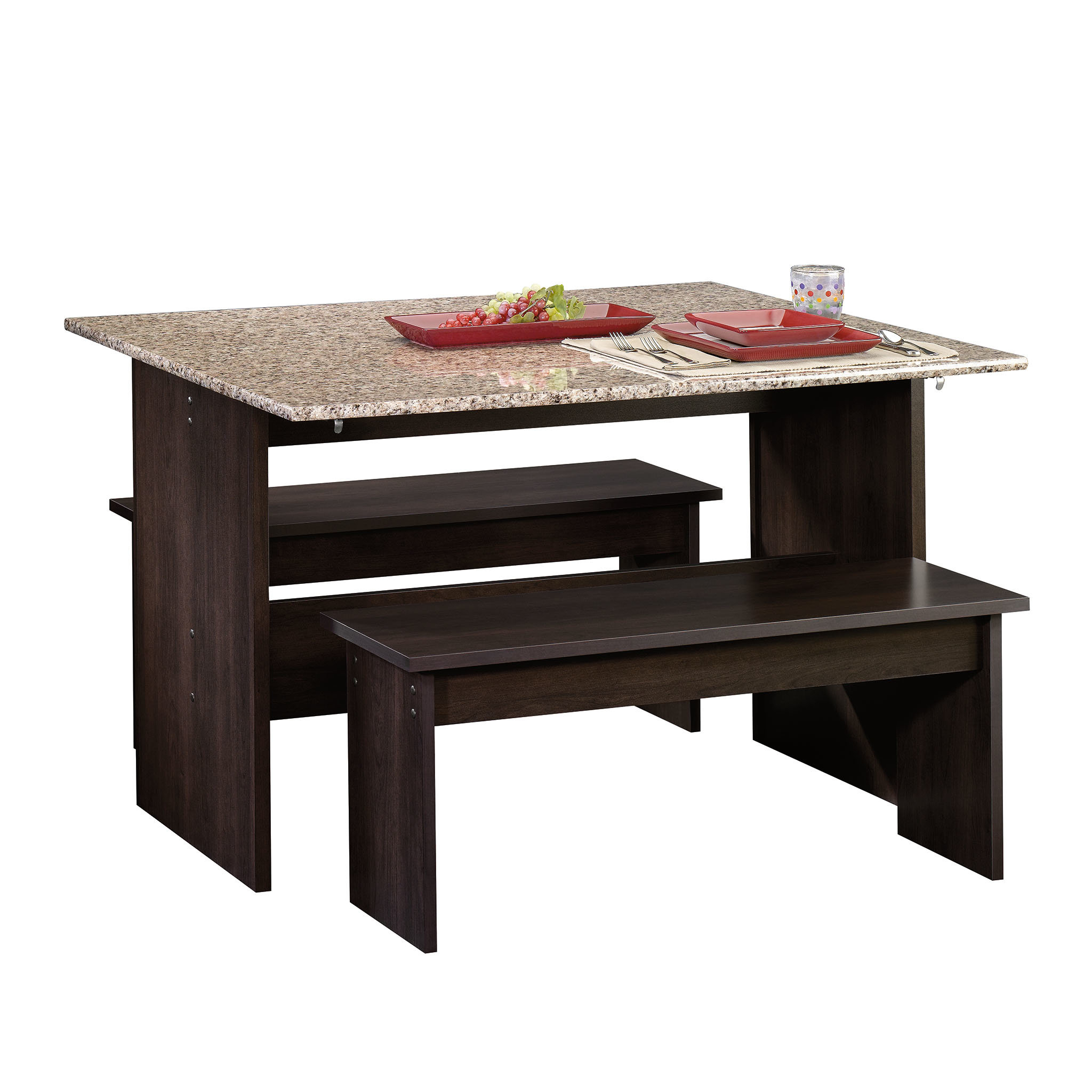 Ryker 3 Piece Dining Set Within Most Popular Ryker 3 Piece Dining Sets (Photo 2 of 20)