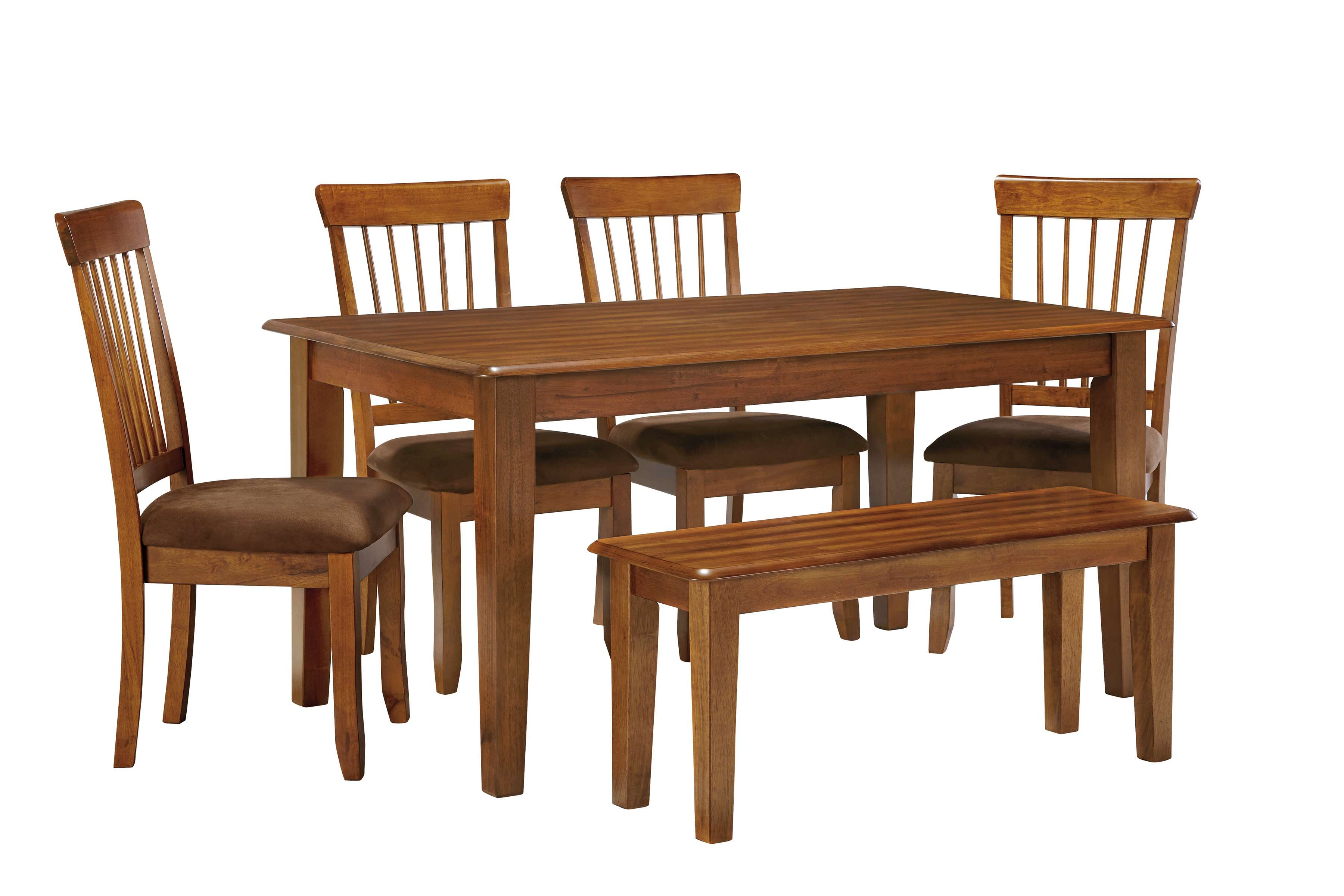 Signature Designashley D199 01, D199 01, D199 25, D199 00 In 2018 Hood Canal 3 Piece Dining Sets (Image 16 of 20)