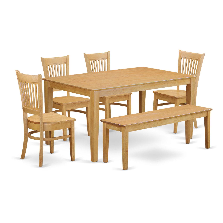 Smyrna 6 Piece Dining Set Regarding Most Popular Smyrna 3 Piece Dining Sets (Image 13 of 20)
