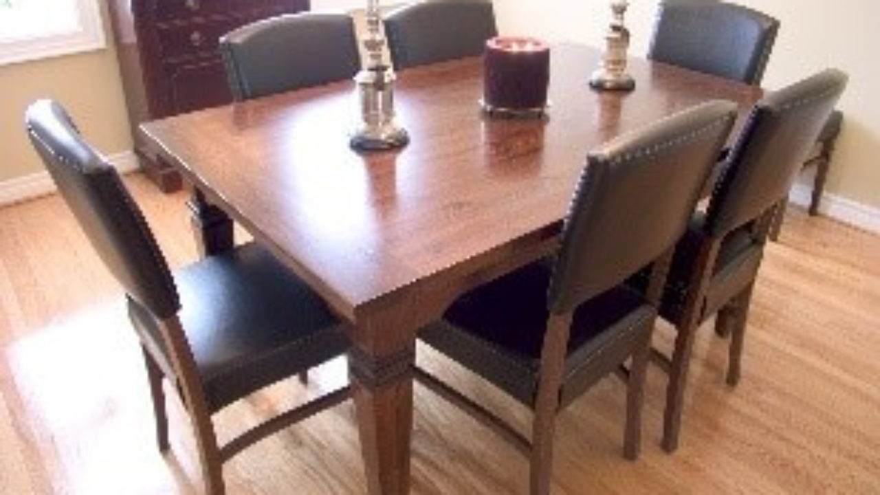 Tips For Moving A Dining Room Table | Ezstorage With Regard To Recent Partin 3 Piece Dining Sets (View 17 of 20)