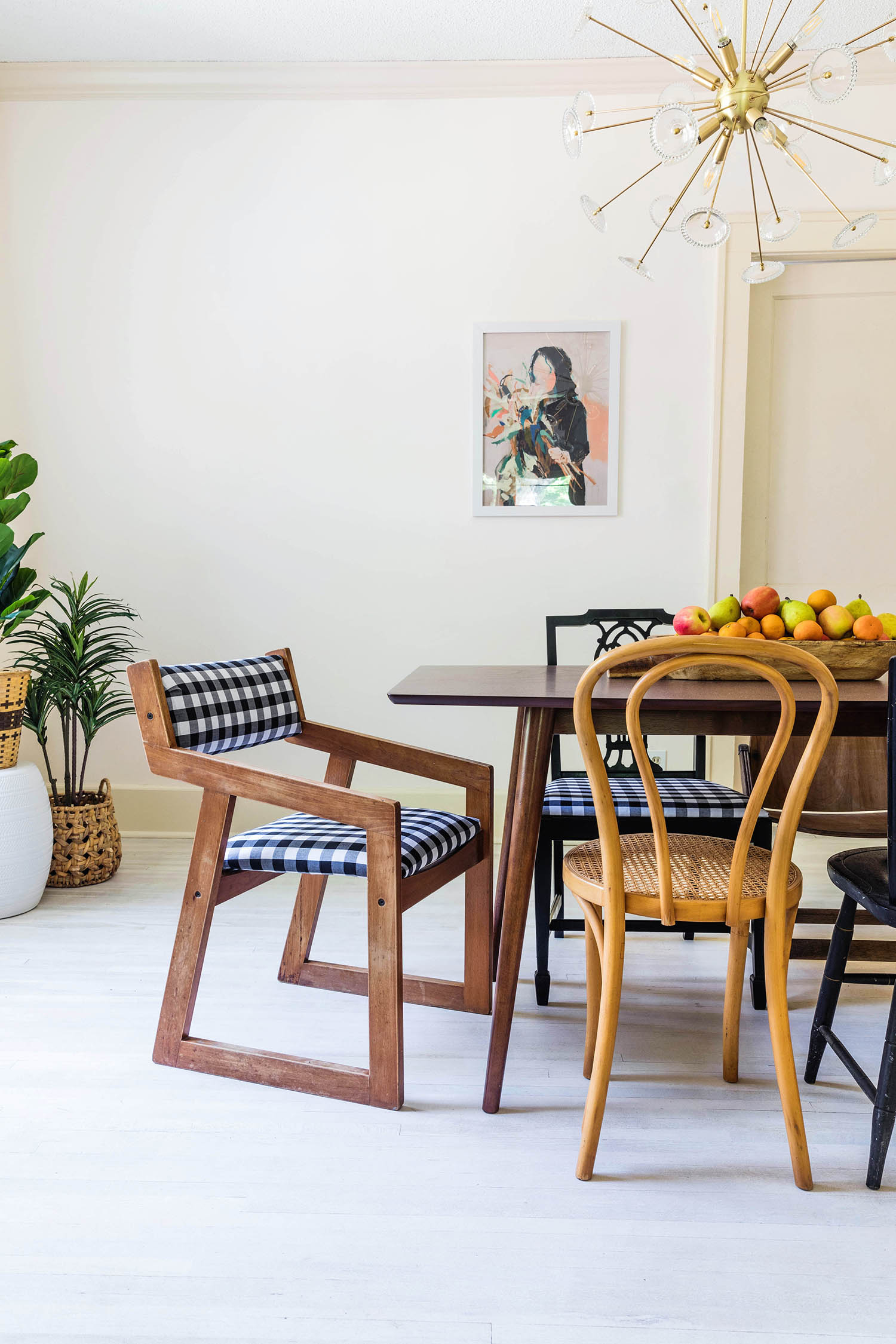 Tips To Reupholster Dining Chairs – A Beautiful Mess With Regard To 2018 Springfield 3 Piece Dining Sets (View 19 of 20)