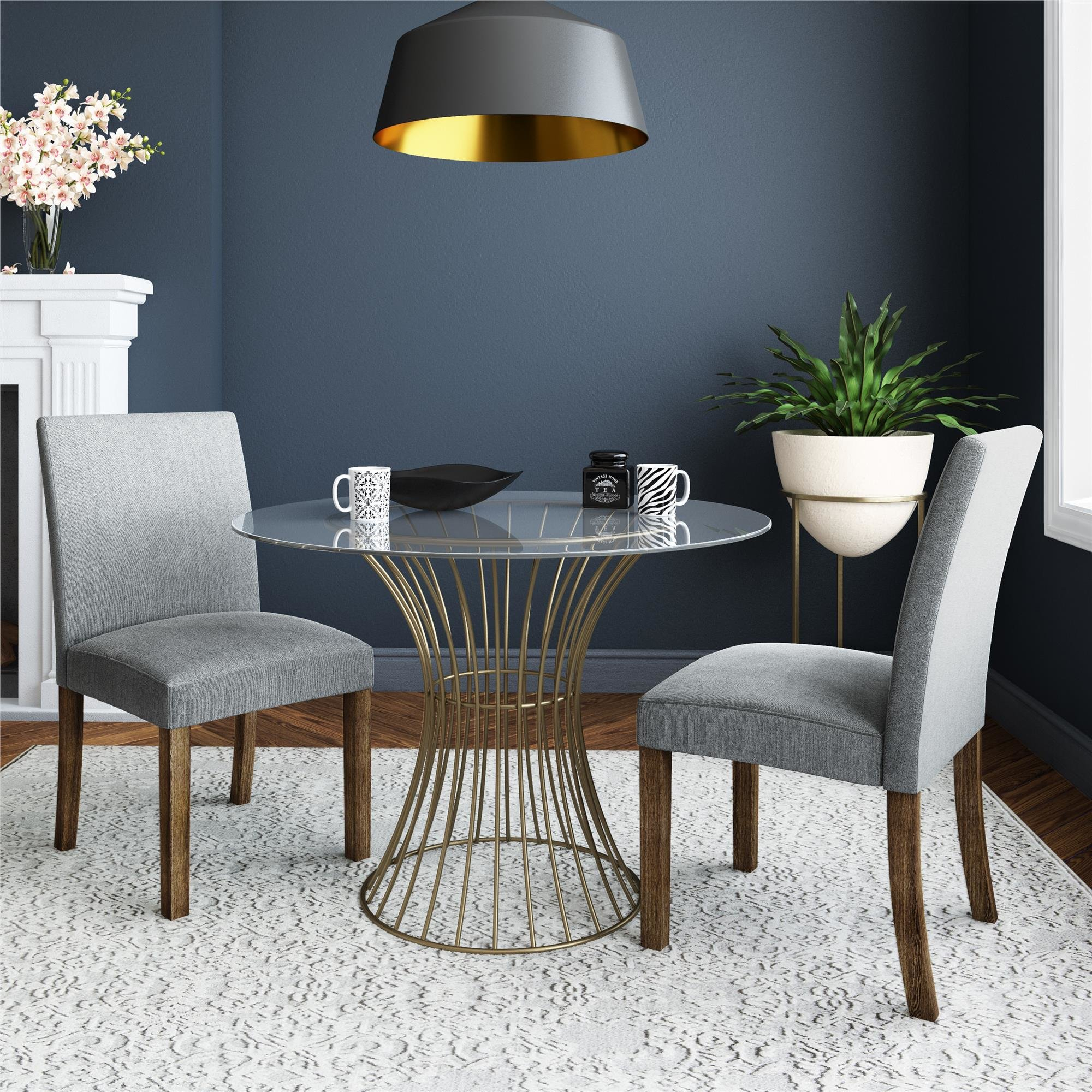 Westwood 3 Piece Dining Set Intended For Most Current 3 Piece Dining Sets (View 12 of 20)