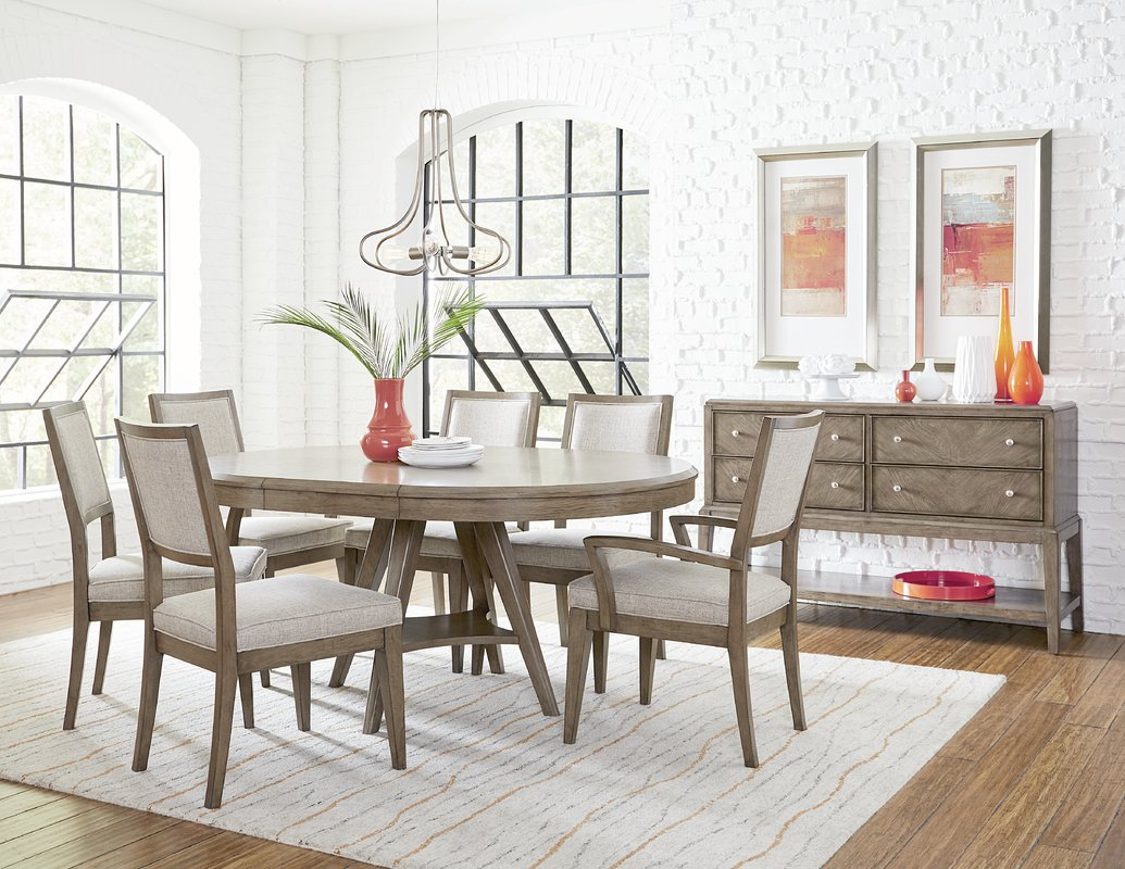 Whicker 3 Piece Dining Set Pertaining To Latest Baillie 3 Piece Dining Sets (View 15 of 20)