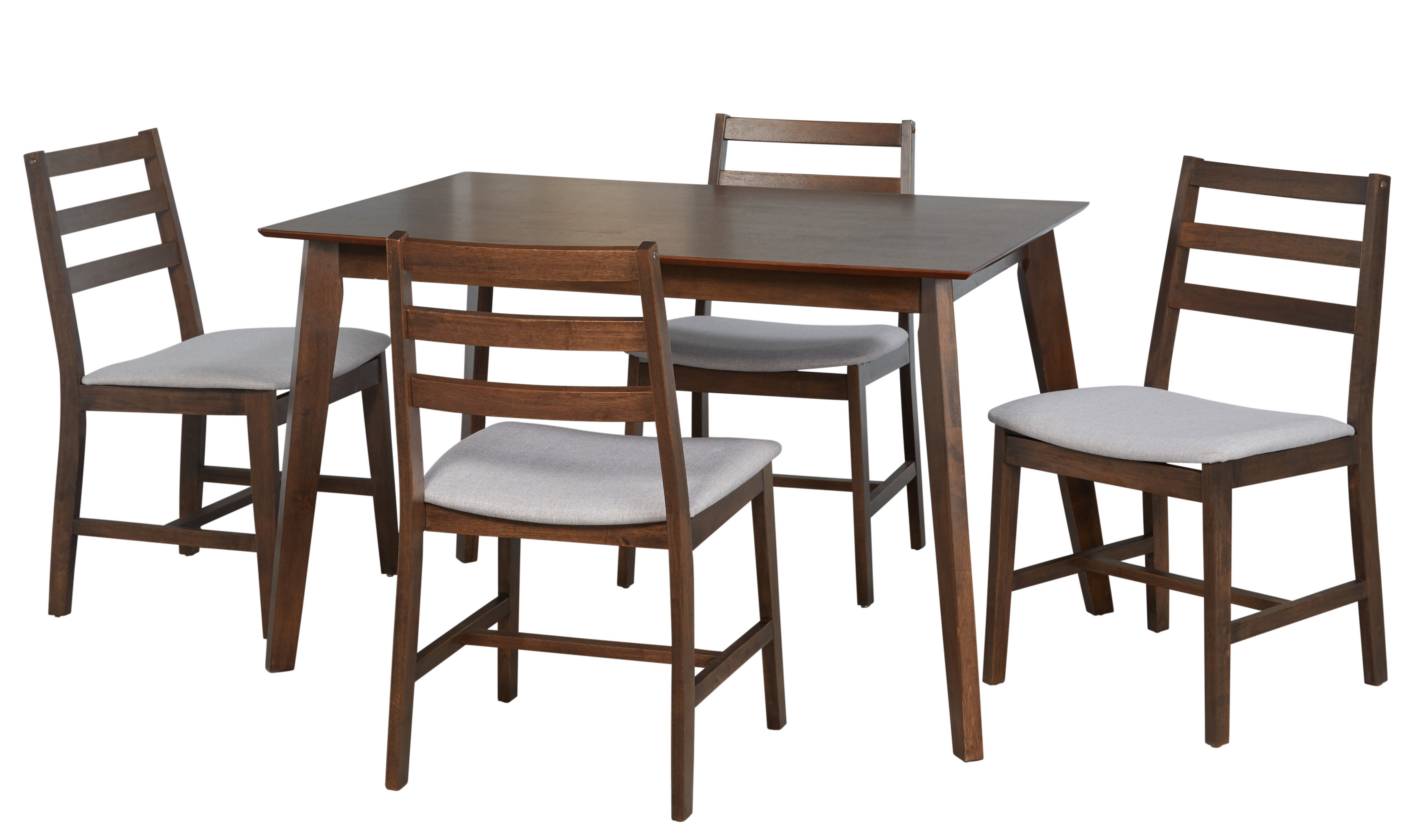 Wrought Studio Hardman 5 Piece Dining Set Pertaining To 2018 Castellanos Modern 5 Piece Counter Height Dining Sets (Image 20 of 20)