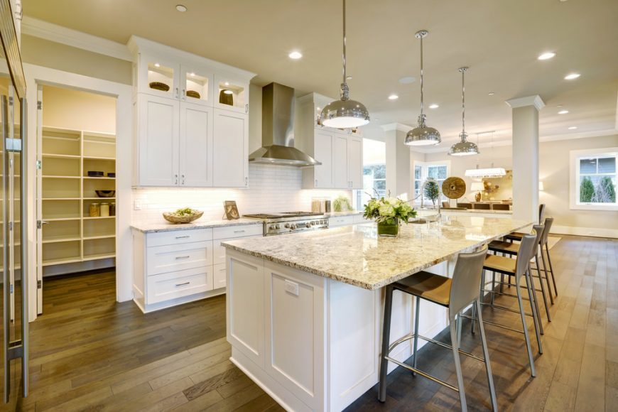 10 Top Kitchen Island Pendant Lights With Bouvet 5 Light Kitchen Island Linear Pendants (View 19 of 25)