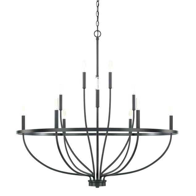 12 Light Chandelier – Thangmay (View 19 of 20)
