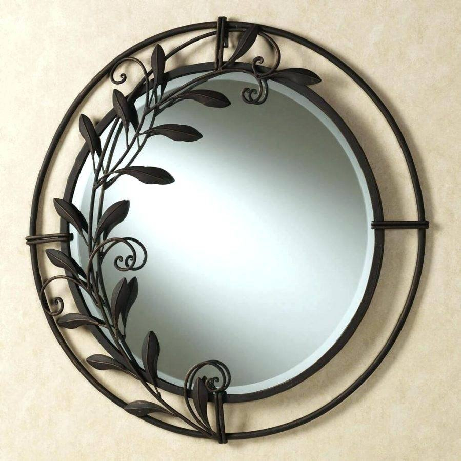 15 Ideas Of Large Round Wall Art Top Knobs Decorative Hardware With Regard To Decorative Round Wall Mirrors (Photo 18 of 20)