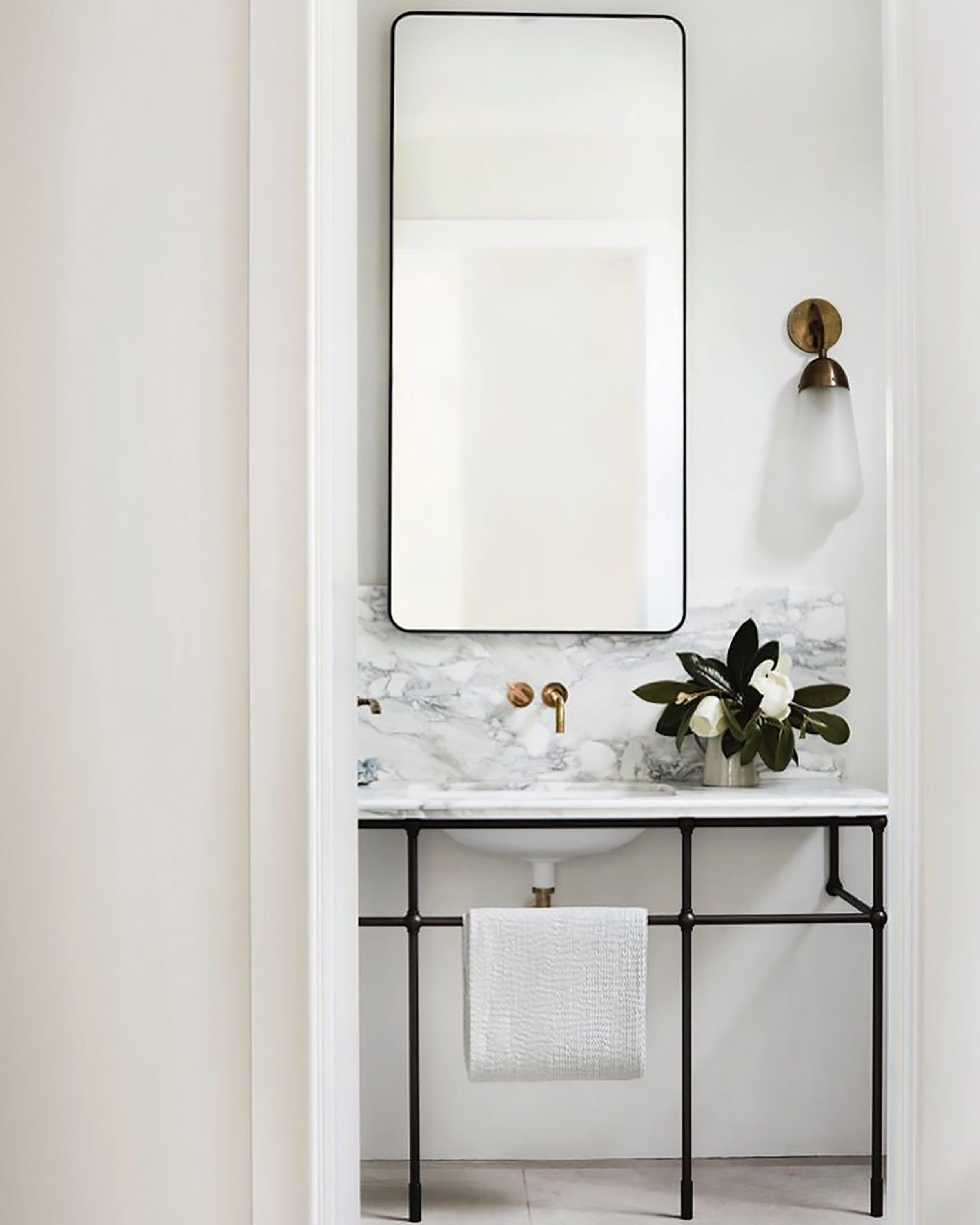 17 Fresh & Inspiring Bathroom Mirror Ideas To Shake Up Your Inside Vanity Mirrors (View 19 of 20)