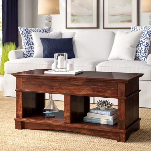 24 Inch Coffee Table | Wayfair Throughout Carbon Loft Hamilton 48 Inch Coffee Tables (View 25 of 25)