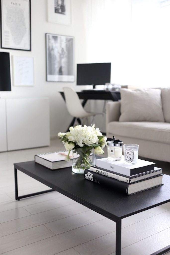 29 Tips For A Perfect Coffee Table Styling Coffee Table Pertaining To Carmella Satin Plated Coffee Tables (View 39 of 50)