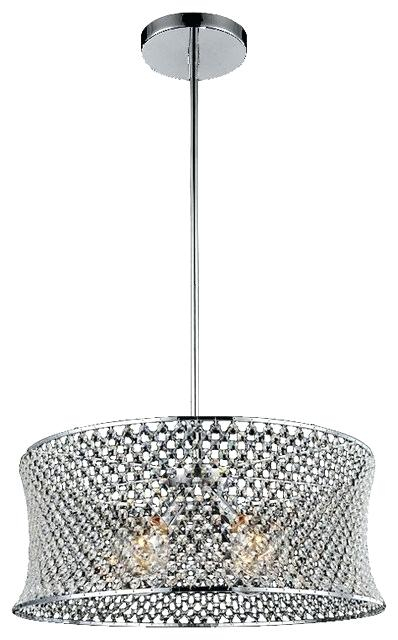 3 Light Chandeliers – Yatter (Image 2 of 20)