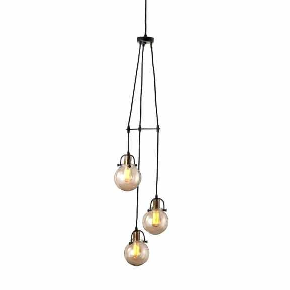 3 Light Cluster Pendant – Flooringsale.co Pertaining To Vernice 3 Light Cluster Bell Pendants (Photo 21 of 25)