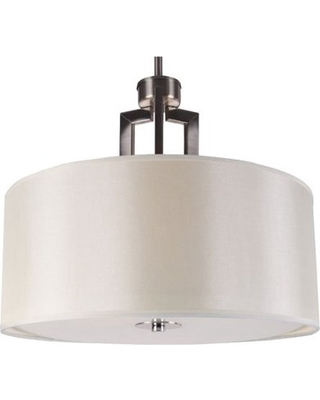 3 Light Drum Chandelier – Iicp Intended For Montes 3 Light Drum Chandeliers (Photo 12 of 20)