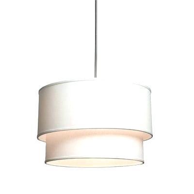 3 Light Drum Pendant – Houseofvesta.co Intended For Radtke 3 Light Single Drum Pendants (Photo 7 of 25)