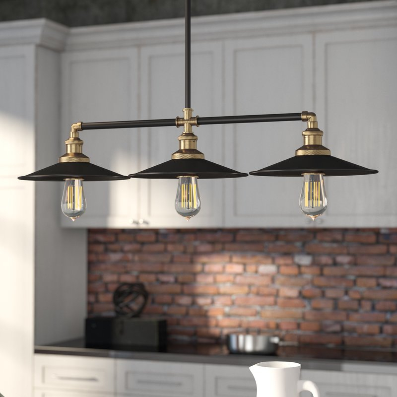 3 Light Kitchen Pendant – Kitchen Appliances Tips And Review In Fredela 3 Light Kitchen Island Pendants (Photo 21 of 25)