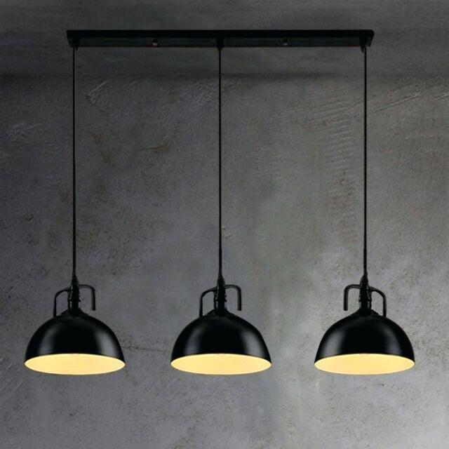 3 Light Kitchen Pendant – Lorenaheise (View 19 of 25)