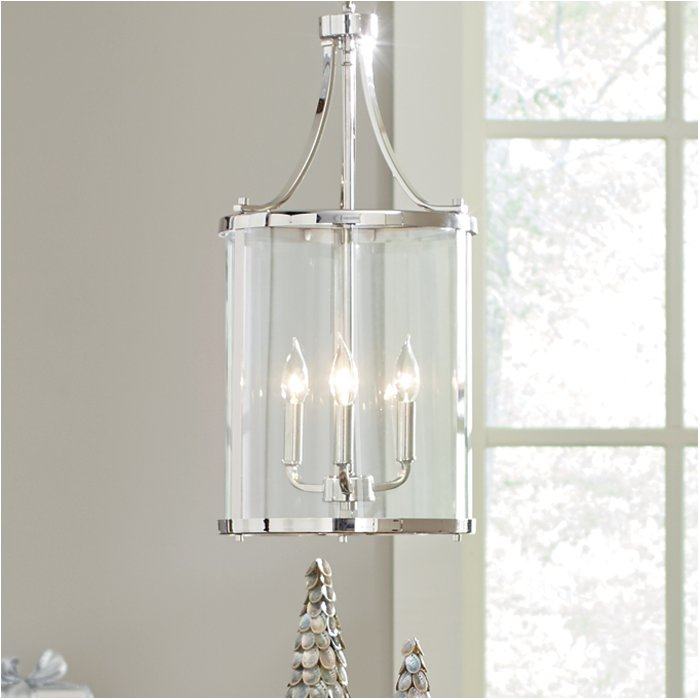 3 Light Lantern Cylinder Pendant Intended For Gabriella 3 Light Lantern Chandeliers (View 6 of 20)