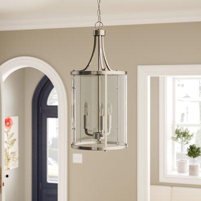 3 Light Lantern Pendant | Joss & Main In Finnick 3 Light Lantern Pendants (Photo 20 of 20)