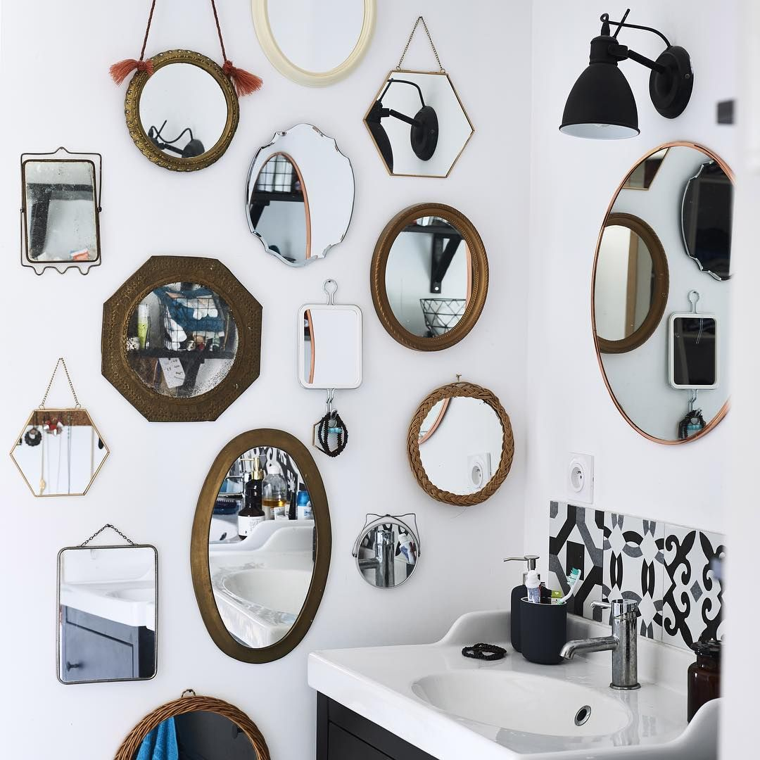 3,008 Mentions J'aime, 18 Commentaires – Ikea Family In Marion Wall Mirrors (Image 1 of 20)