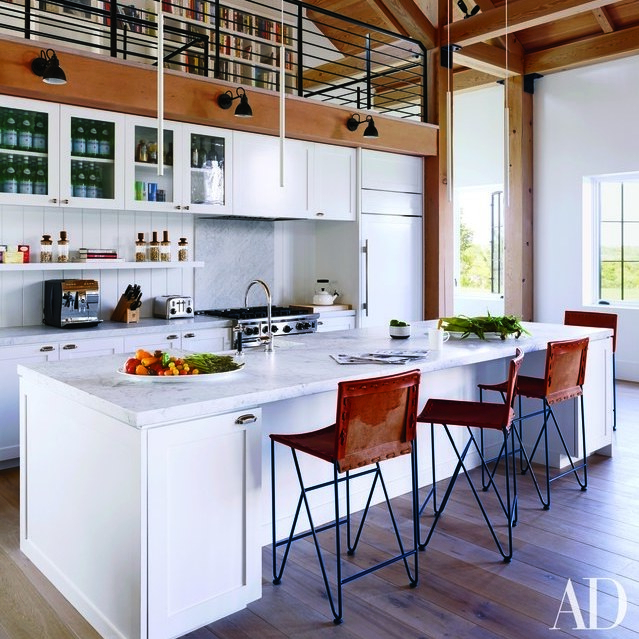 31 Kitchens With Pretty Pendant Lighting | Architectural Digest With Regard To Moris 1 Light Cone Pendants (Photo 15 of 25)