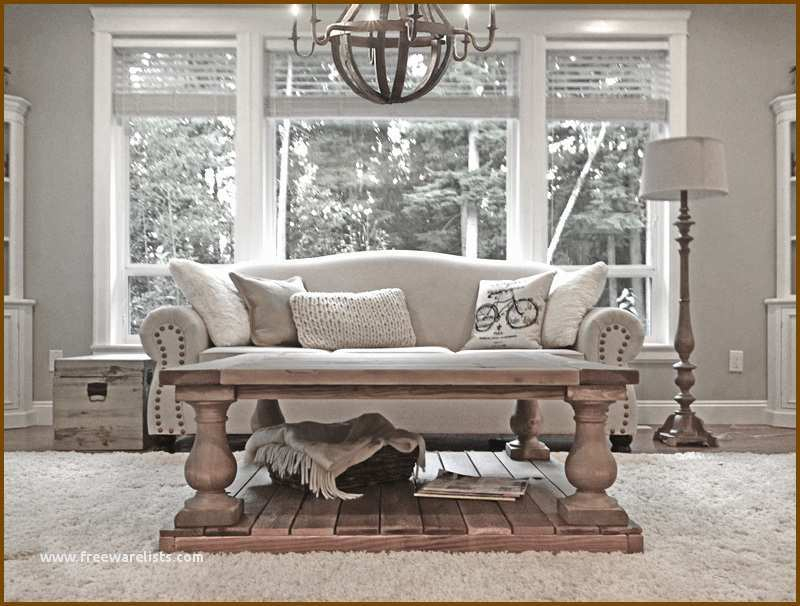 31 Lovely Pictures Of Signal Hills Edmaire Rustic Baluster For Edmaire Rustic Pine Baluster Coffee Tables (Photo 6 of 25)