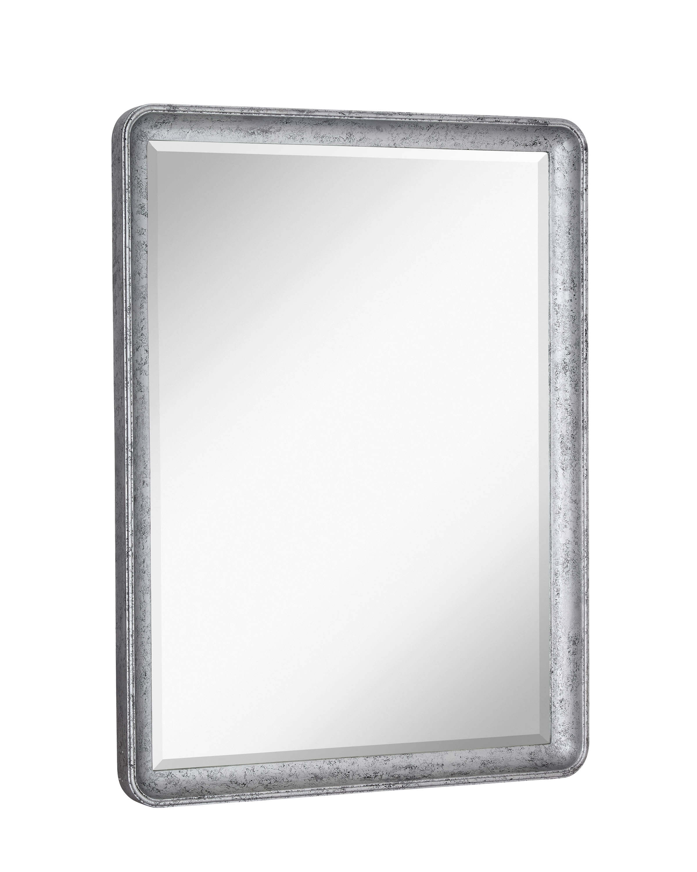 3218 B – Majestic Mirror & Frame Regarding Silver Frame Accent Mirrors (View 14 of 20)