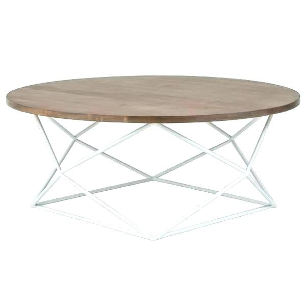 36 Inch Round Coffee Table – Eternallyelegant (Image 1 of 25)