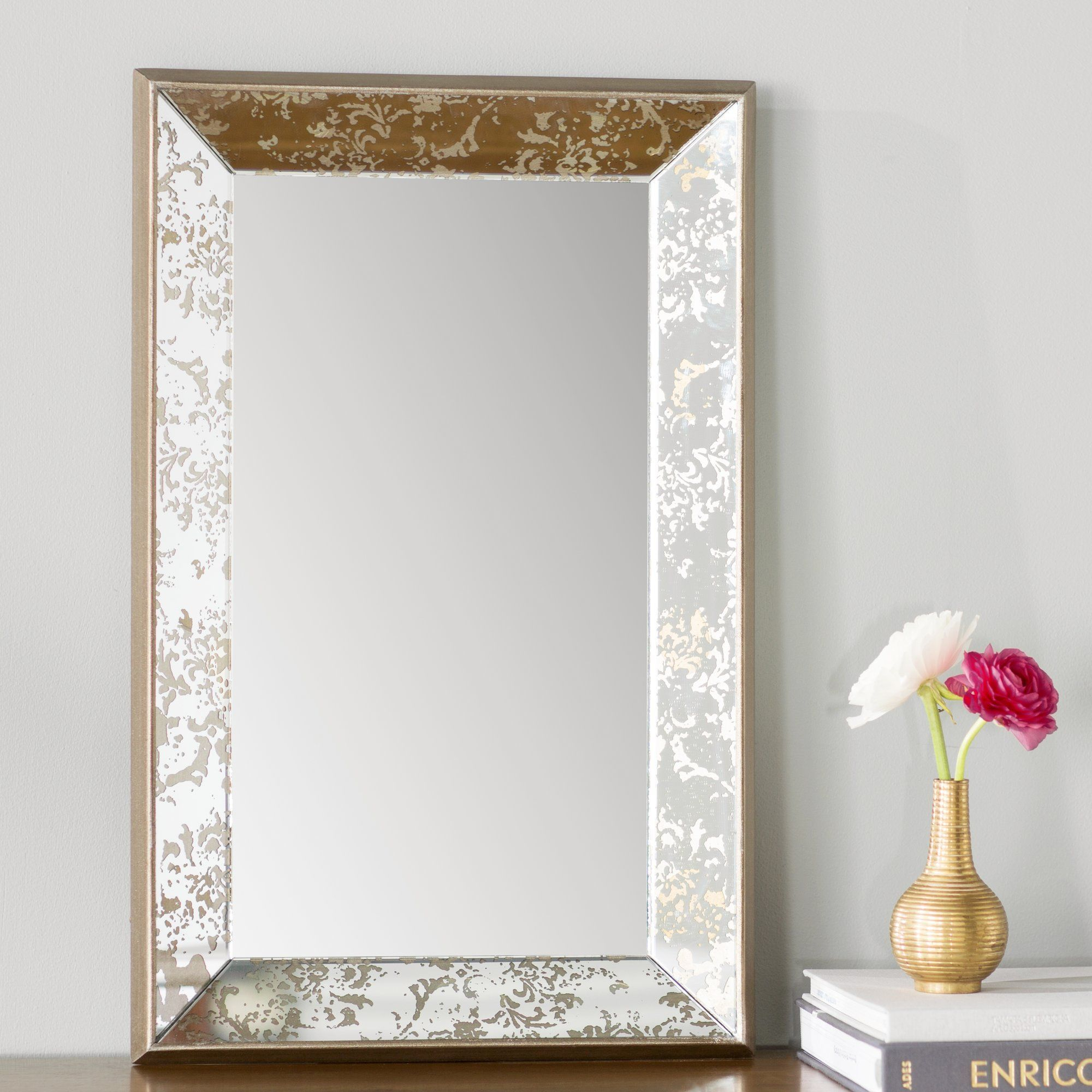 4 Fantastic Ideas: Long Wall Mirror Frames Oval Wall Mirror Intended For Stamey Wall Mirrors (Image 2 of 20)