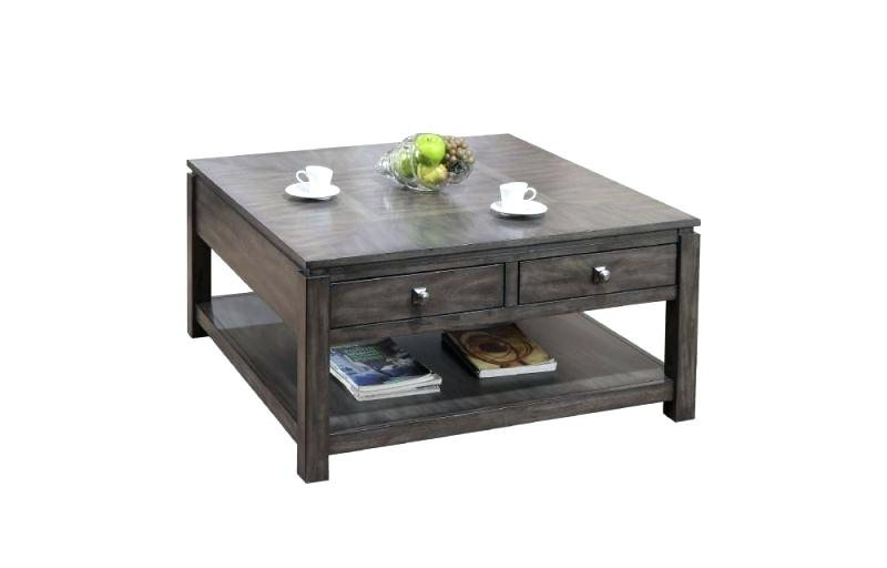 40 X 40 Coffee Table – Copdrop (View 25 of 25)