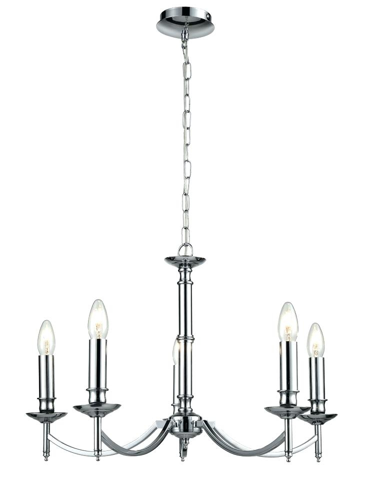 5 Light Chandelier – Mariellaculotta (View 16 of 20)