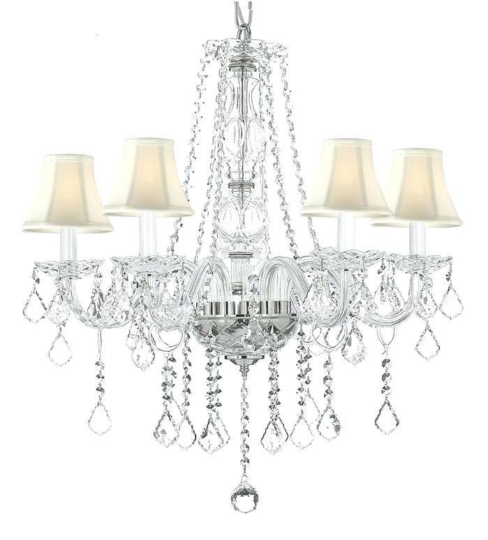 5 Light Shaded Chandelier Chandeliers 5 Light Shaded Intended For Newent 5 Light Shaded Chandeliers (View 17 of 20)