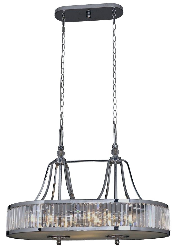 8 Light Pendant – Euforiafashion With Regard To Odie 8 Light Kitchen Island Square / Rectangle Pendants (View 21 of 25)