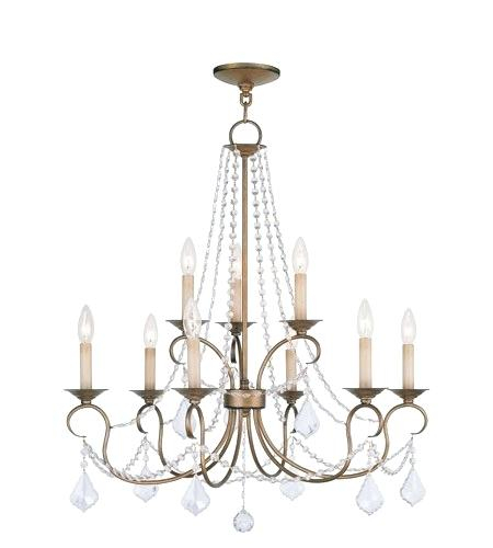 9 Light Chandelier – Lussacnews1005 With Regard To Mcknight 9 Light Chandeliers (Photo 14 of 20)