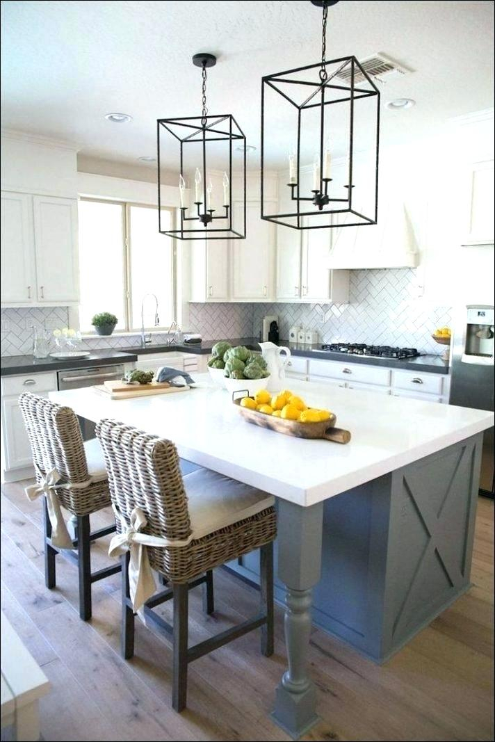 A Current Trend In Lighting Design Are Large Kitchen With Gracelyn 8 Light Kitchen Island Pendants (View 23 of 25)