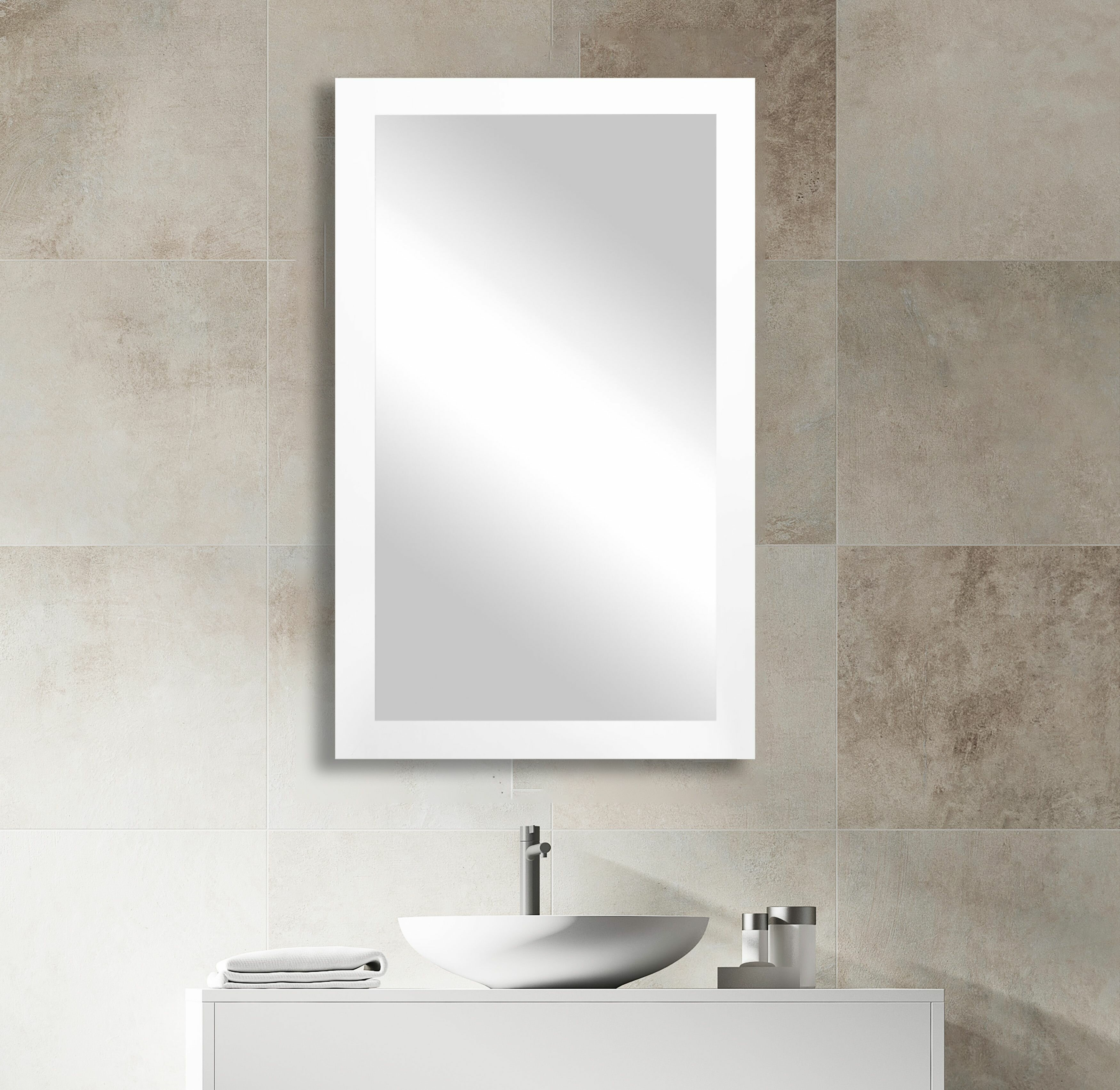 Accent Large & Oversized Mirrors You'll Love In 2019 | Wayfair For American Made Accent Wall Mirrors (View 8 of 20)