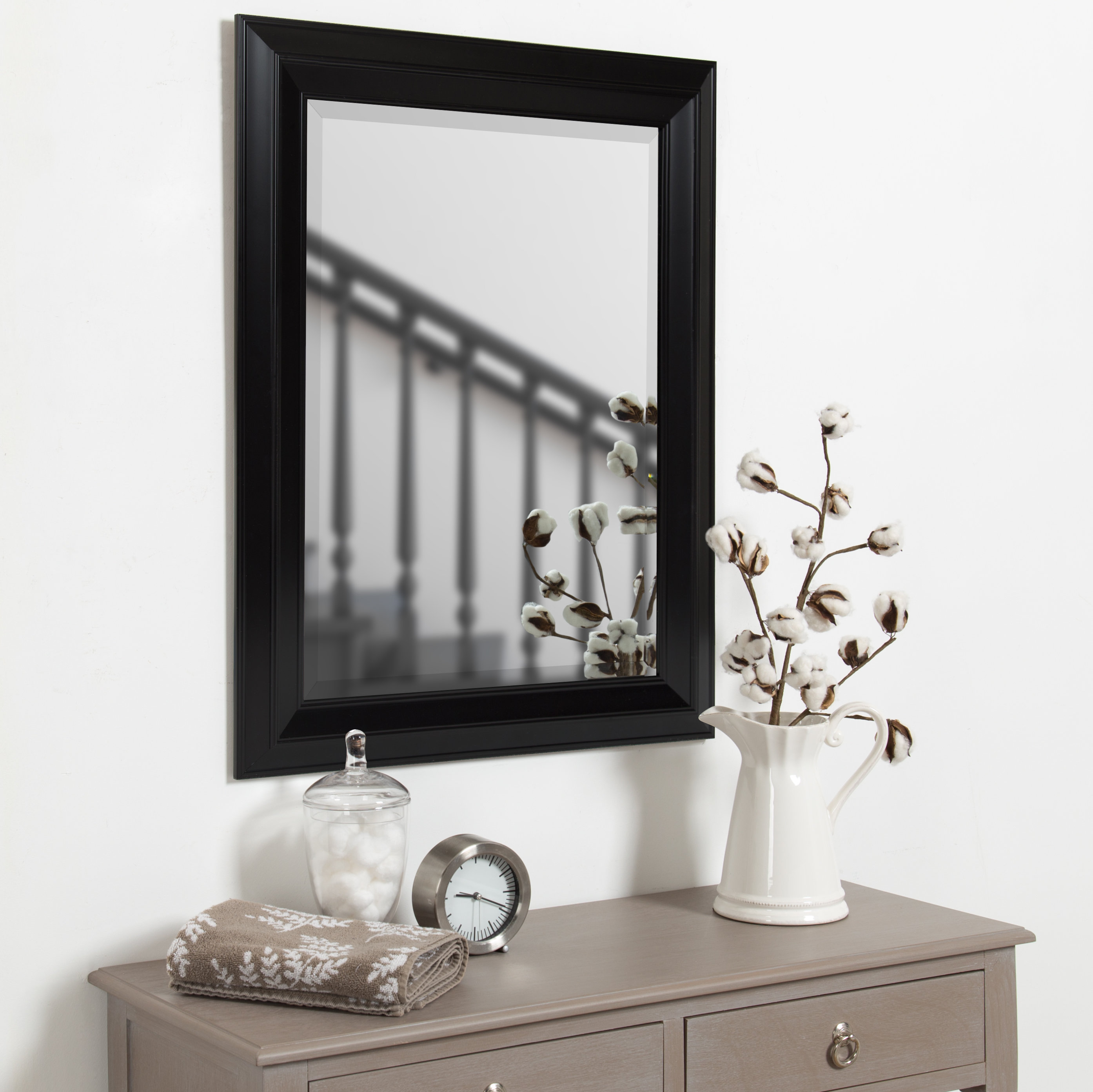 Accent Large & Oversized Mirrors You'll Love In 2019 | Wayfair For Willacoochee Traditional Beveled Accent Mirrors (Image 1 of 20)