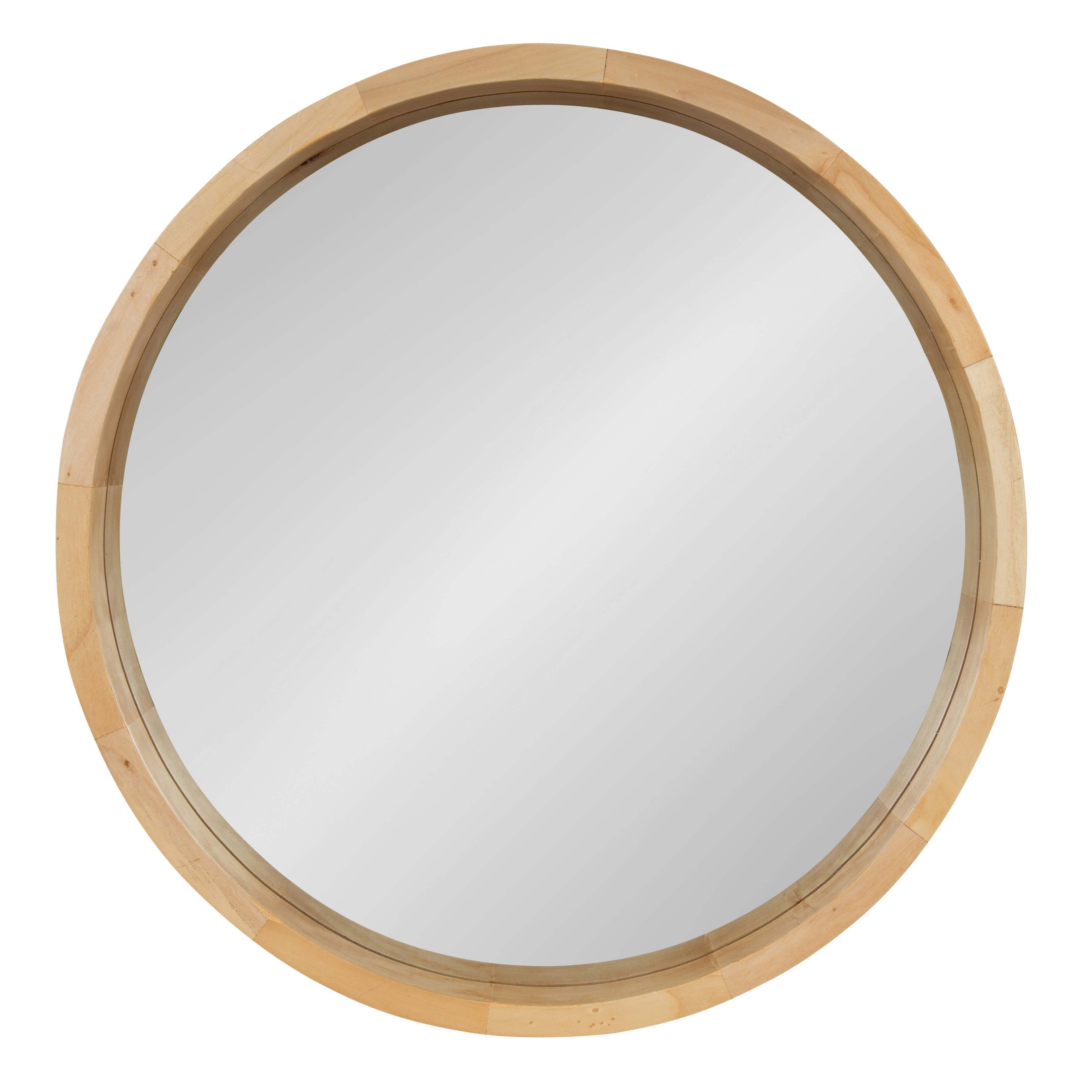 Accent Round Mirrors You'll Love In 2019 | Wayfair Regarding Matthias Round Accent Mirrors (Image 1 of 20)