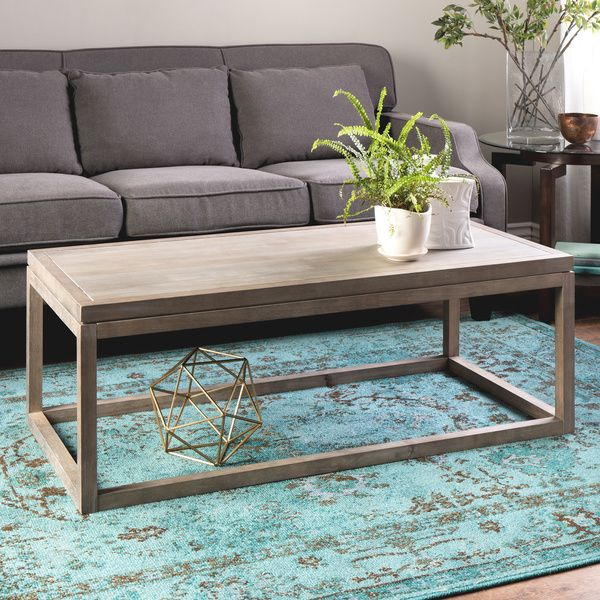Accent Your Home With This Elegant Studio Coffee Table For Strick & Bolton Florence Chrome Coffee Tables (Image 1 of 25)