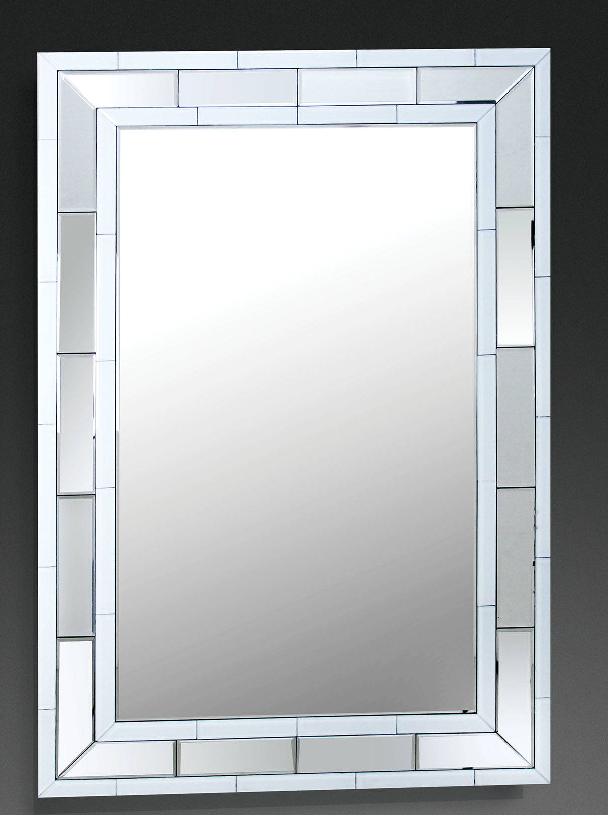 Acme Furniture Nerissa Accent Wall Mirror With Regard To Accent Wall Mirrors (Image 2 of 20)
