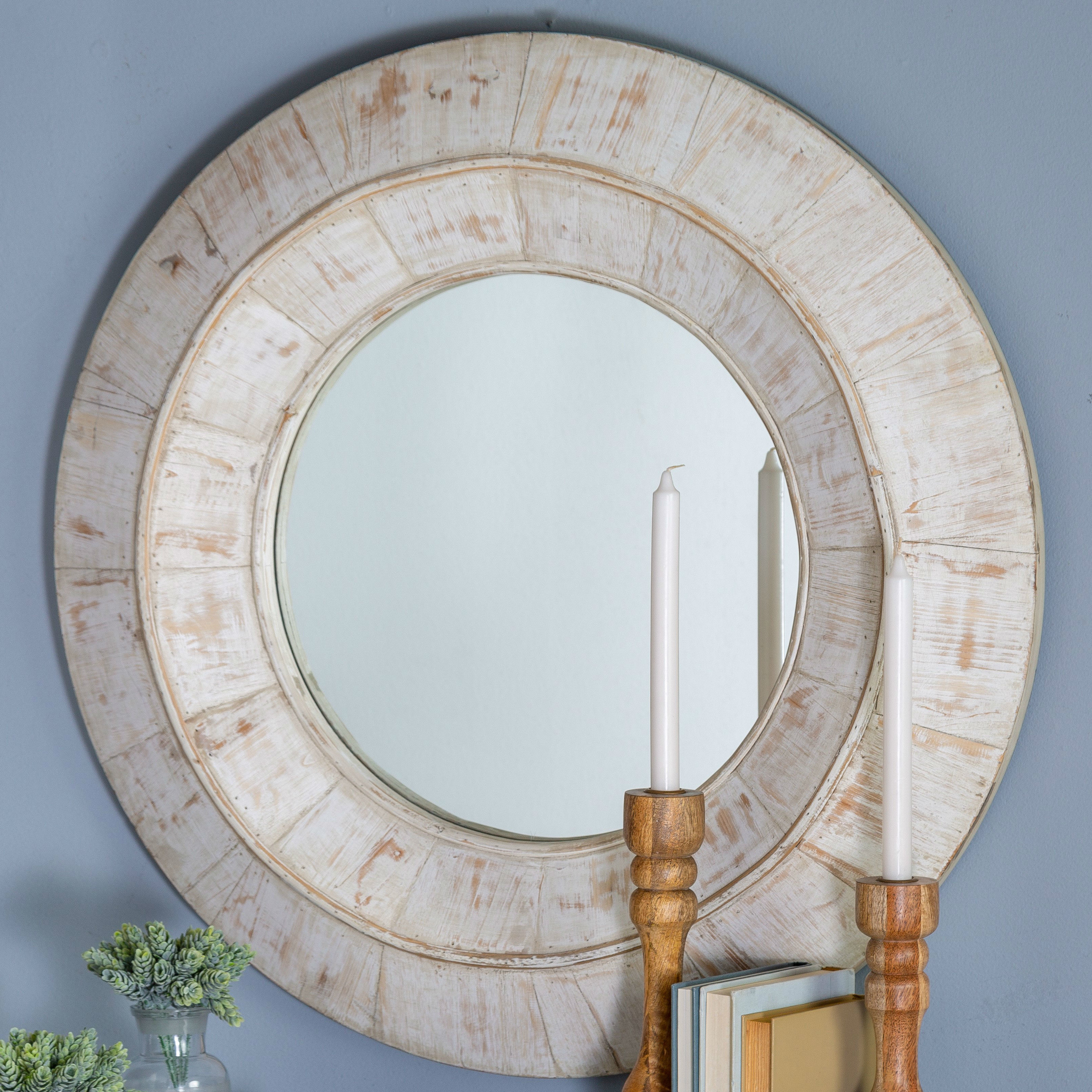 Adelene Wall Mirror Intended For Mcnary Accent Mirrors (View 17 of 20)