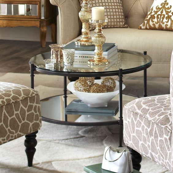Adornos Para Decorar Salas Modernas | Decoracion En 2019 With Regard To Madison Park Susie Coffee Tables 2 Color Option (View 14 of 25)