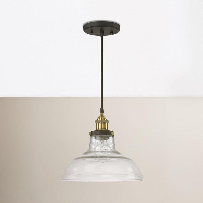 Akakios 1 Light Bell Pendant | Lighting | Mini Pendant Intended For Akakios 1 Light Single Bell Pendants (View 16 of 25)