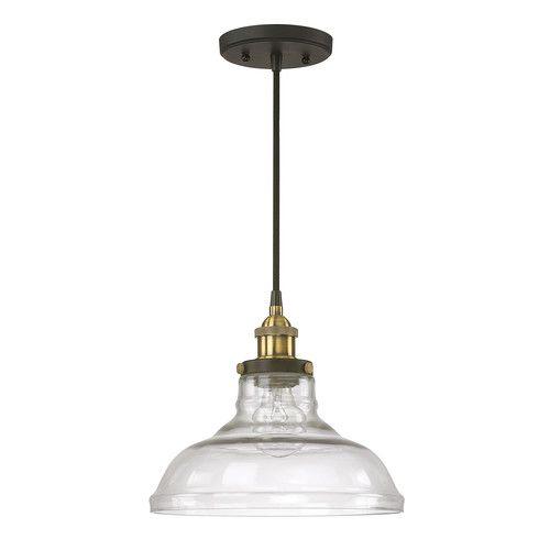 Akakios 1 Light Single Bell Pendant | Home Stuff | Lighting Intended For Akakios 1 Light Single Bell Pendants (View 6 of 25)