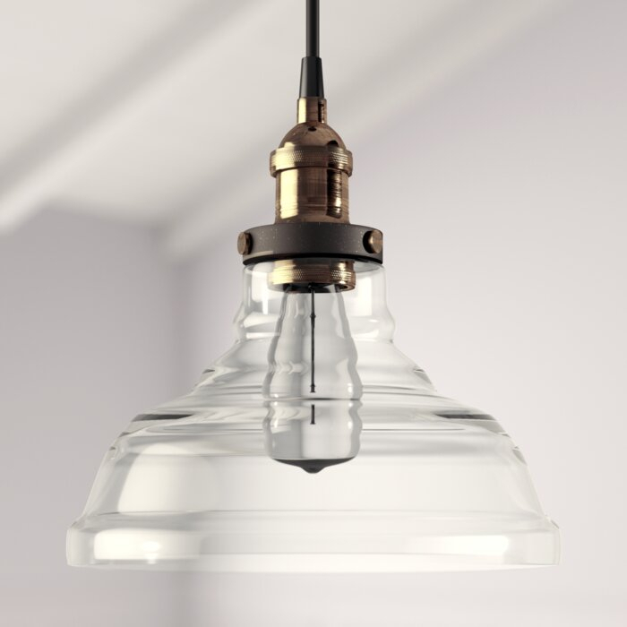 Featured Image of Akakios 1 Light Single Bell Pendants