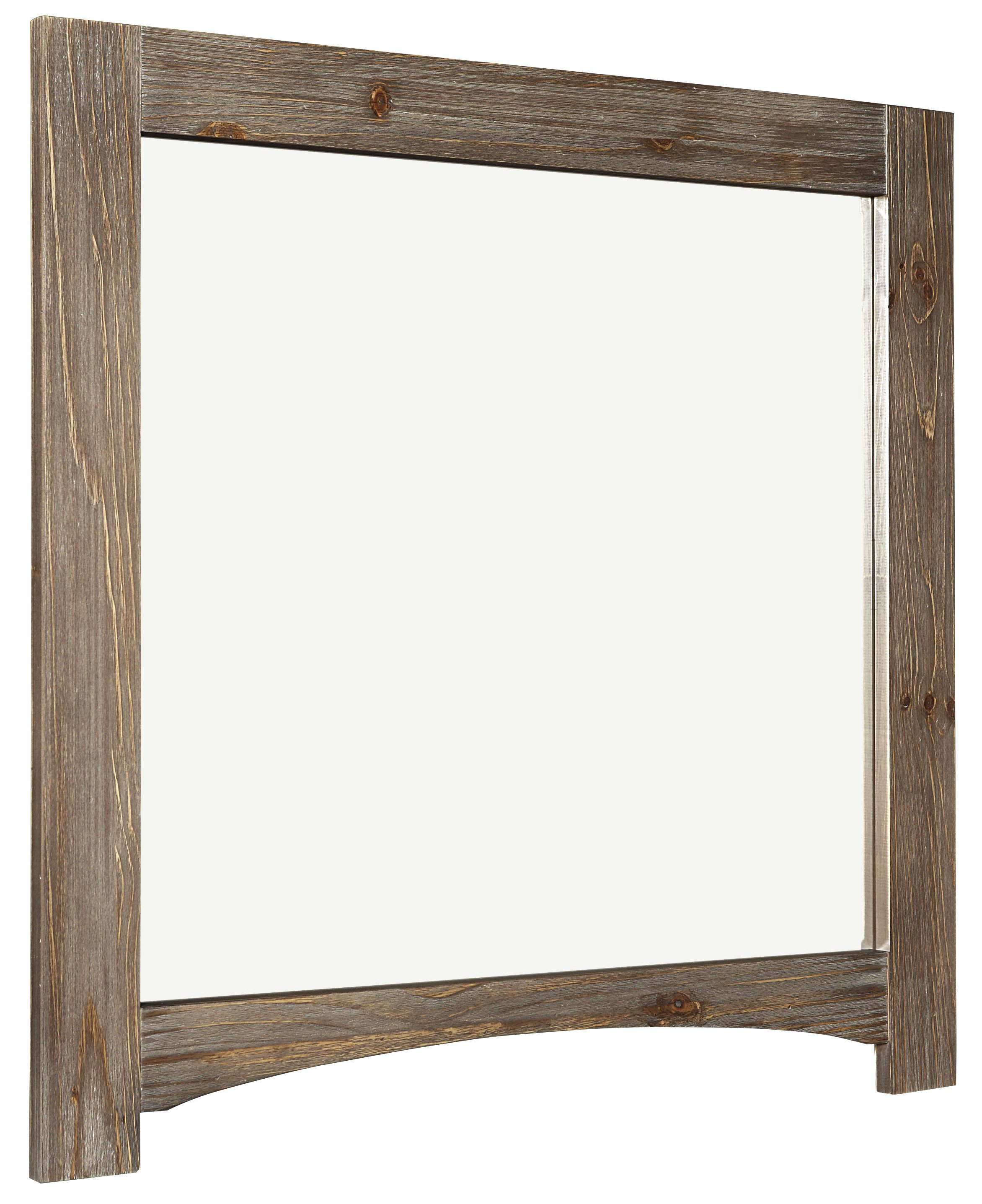 Alcott Hill Hernandez Landscape Square Dresser Mirror Intended For Polito Cottage/country Wall Mirrors (Image 2 of 20)