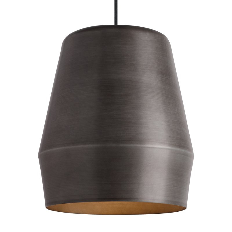 Allea 1 Light Single Bell Pendant With Regard To 1 Light Single Bell Pendants (Image 4 of 25)