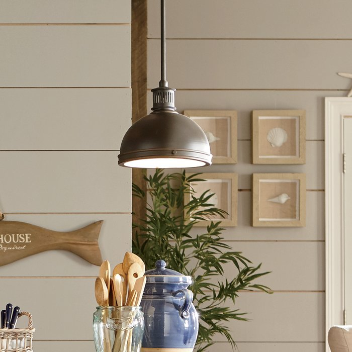 Featured Image of Amara 2 Light Dome Pendants
