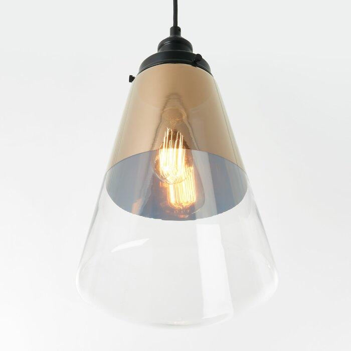 Ammerman 1 Light Cone Pendant Regarding Ammerman 1 Light Cone Pendants (View 4 of 25)